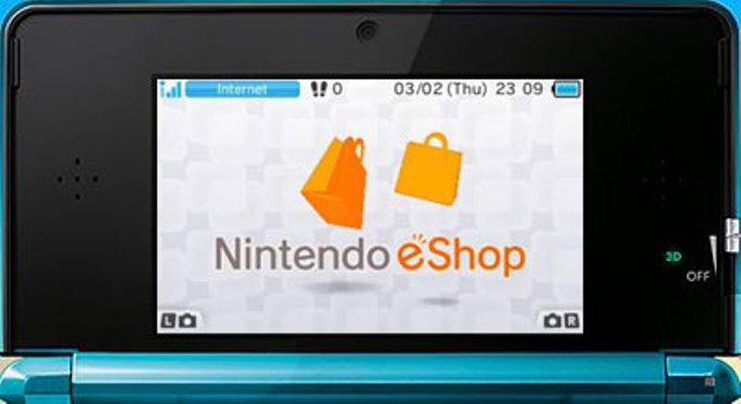 3DS eShop deals (3/17/14)