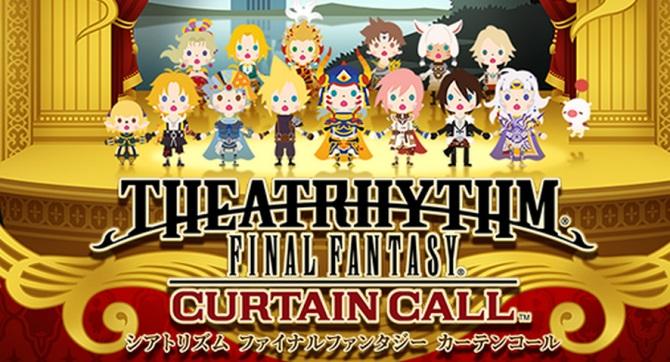 Theatrhythm Final Fantasy: Curtain Call - songs from Final Fantasy up through Final Fantasy VII