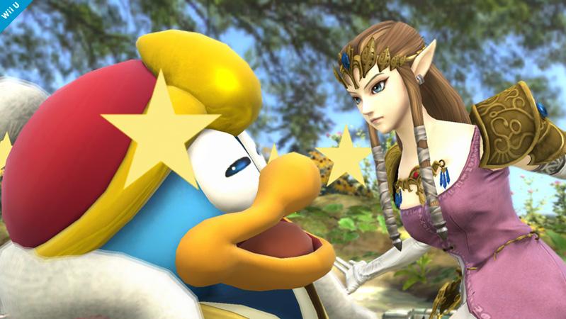 Super Smash Bros. for Wii U screenshot (1/17/14)