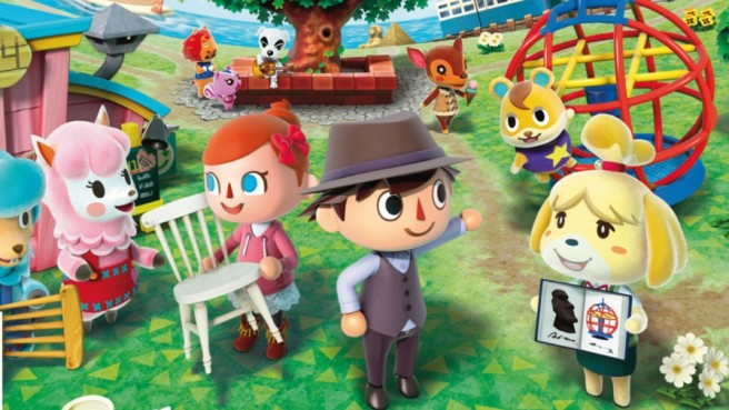 Eguchi On Pressure To Produce New Experiences New Animal Crossing