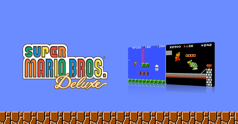 Super Mario Bros The Lost Levels Hitting The European Wii U Vc On Thursday Super Mario Bros Deluxe For 3ds Vc On Feb 12 Nintendo Everything