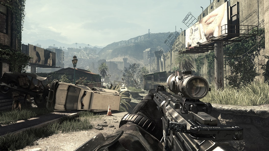 Sledgehammer working on 2014 Call of Duty, new entries ...