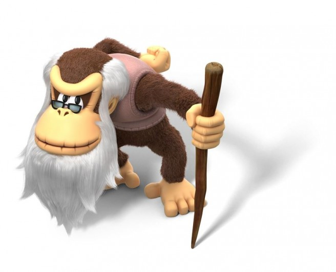 """""""Cranky Kong"""" takes over Nintendo of America Twitter account for the day"""