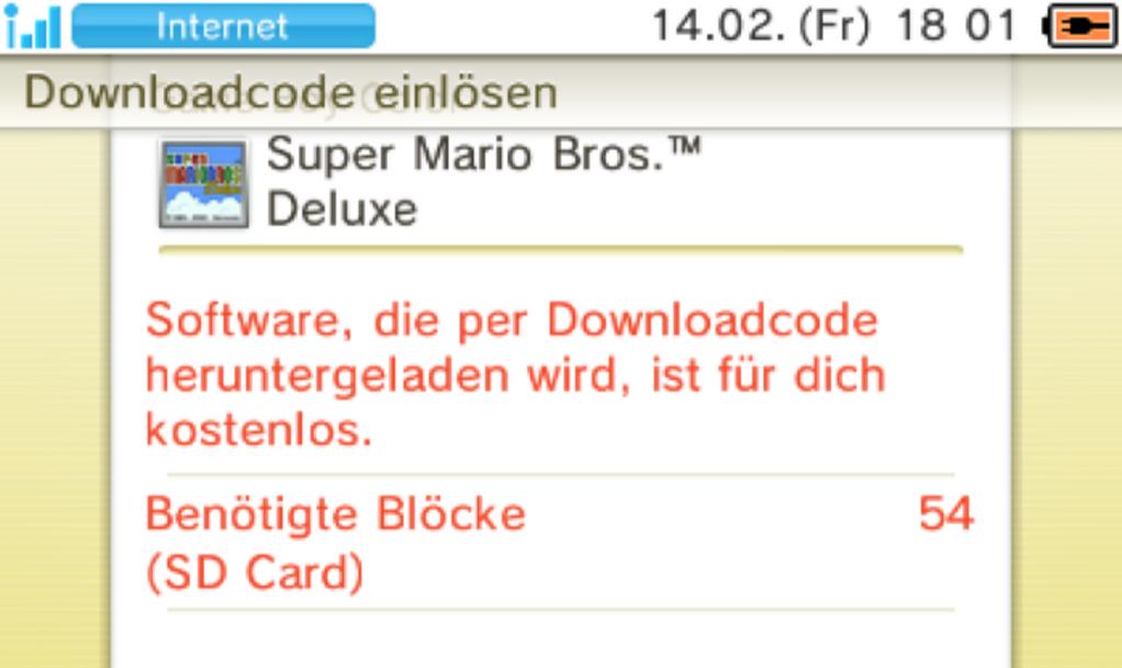 Super Mario Bros  Deluxe block size - Nintendo Everything