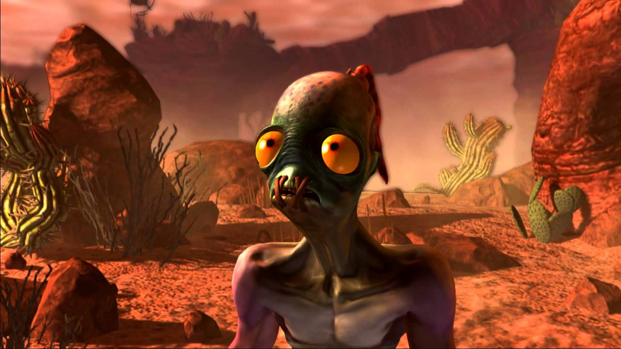 """Oddworld's Lorne Lanning compares Wii U to Vita, owners are """"invested and they want good experiences"""""""