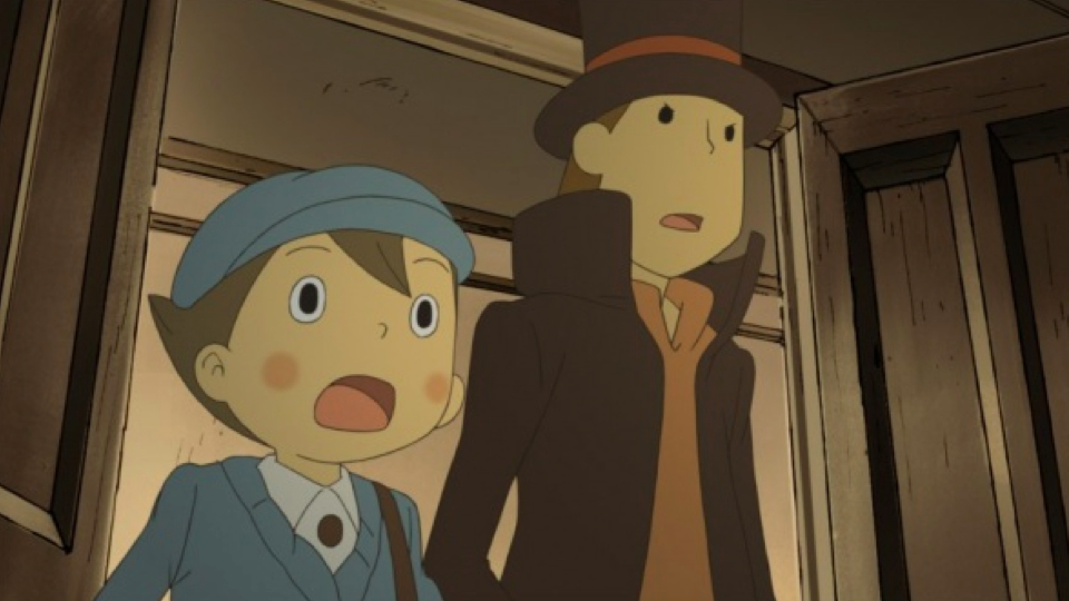 Professor Layton celebrates 10th anniversary, official Twitter page opens