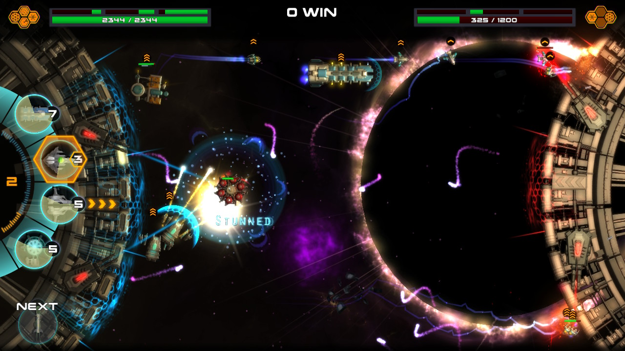 Ecco the Dolphin creator's Space War Arena heading to Switch