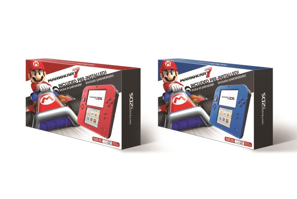 nintendo releasing new color scheme for 2ds in november nintendo