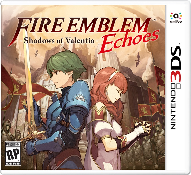 fire emblem echoes clip with english voice acting nintendo everything