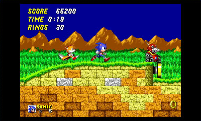 3d Sonic The Hedgehog 2 Has A New Ring Keep Mode Nintendo Everything
