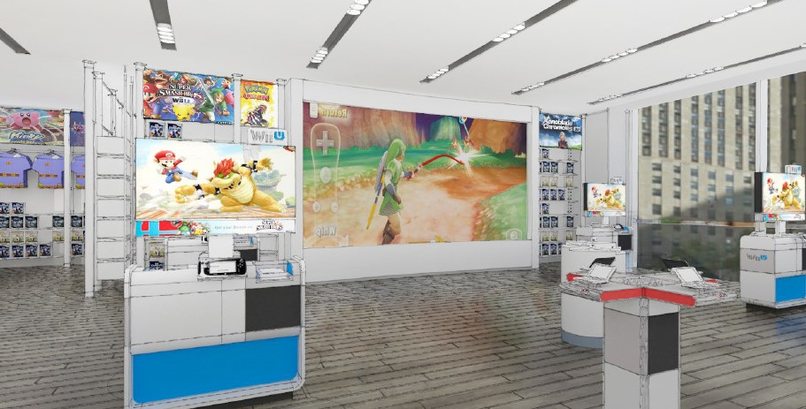 Nintendo World gets a massive makeover