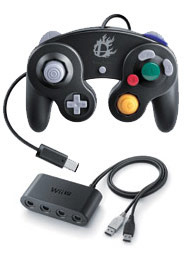 GameStop: GameCube Controller Adapter for Wii U with