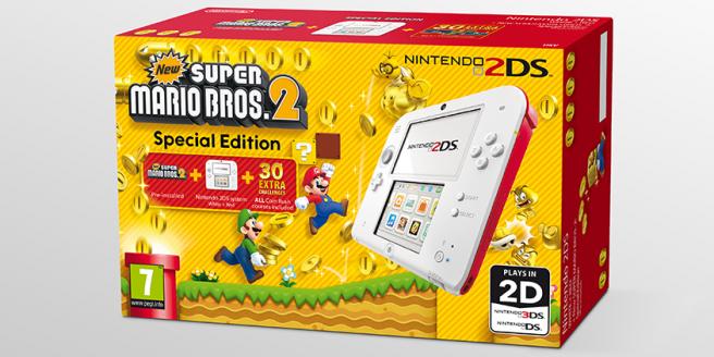 New Super Mario Bros 2 2ds Bundle Revealed For Europe Nintendo
