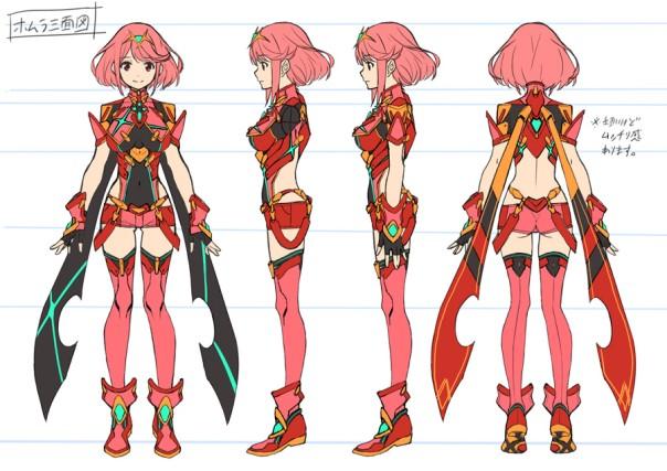 Masatsugu Saito on designing Xenoblade Chronicles 2u0026#39;s main ...