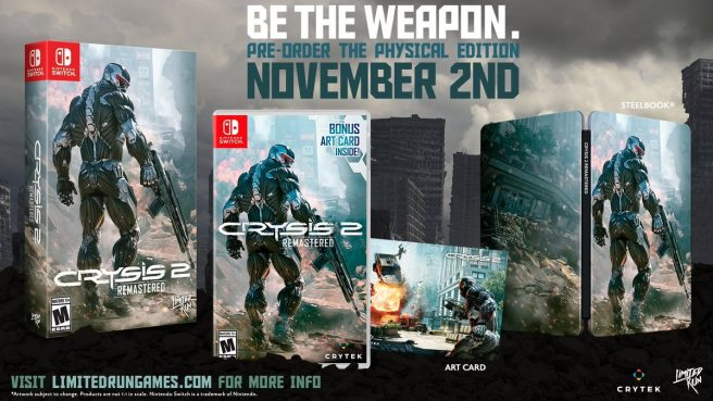 Crysis 2 Switch physical
