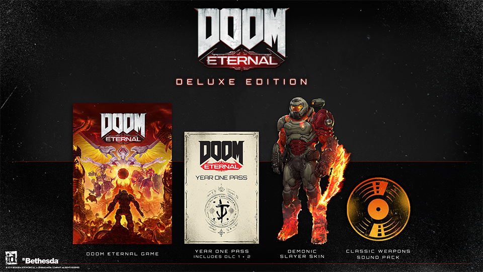 Doom Eternal Deluxe Edition confirmed for Switch - Nintendo Everything