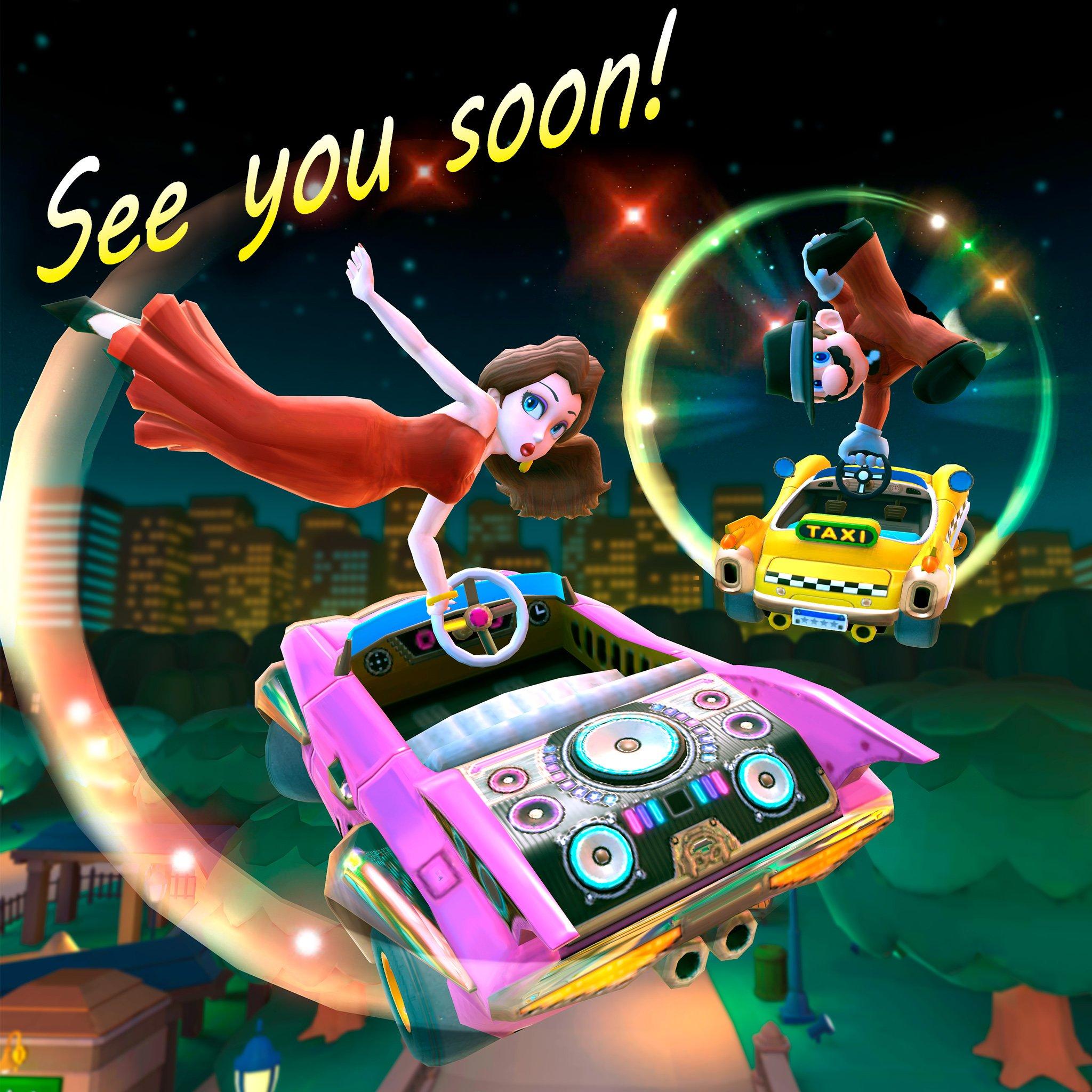 Mario Kart Tour Tokyo Tour Trailer Several New Tracks And