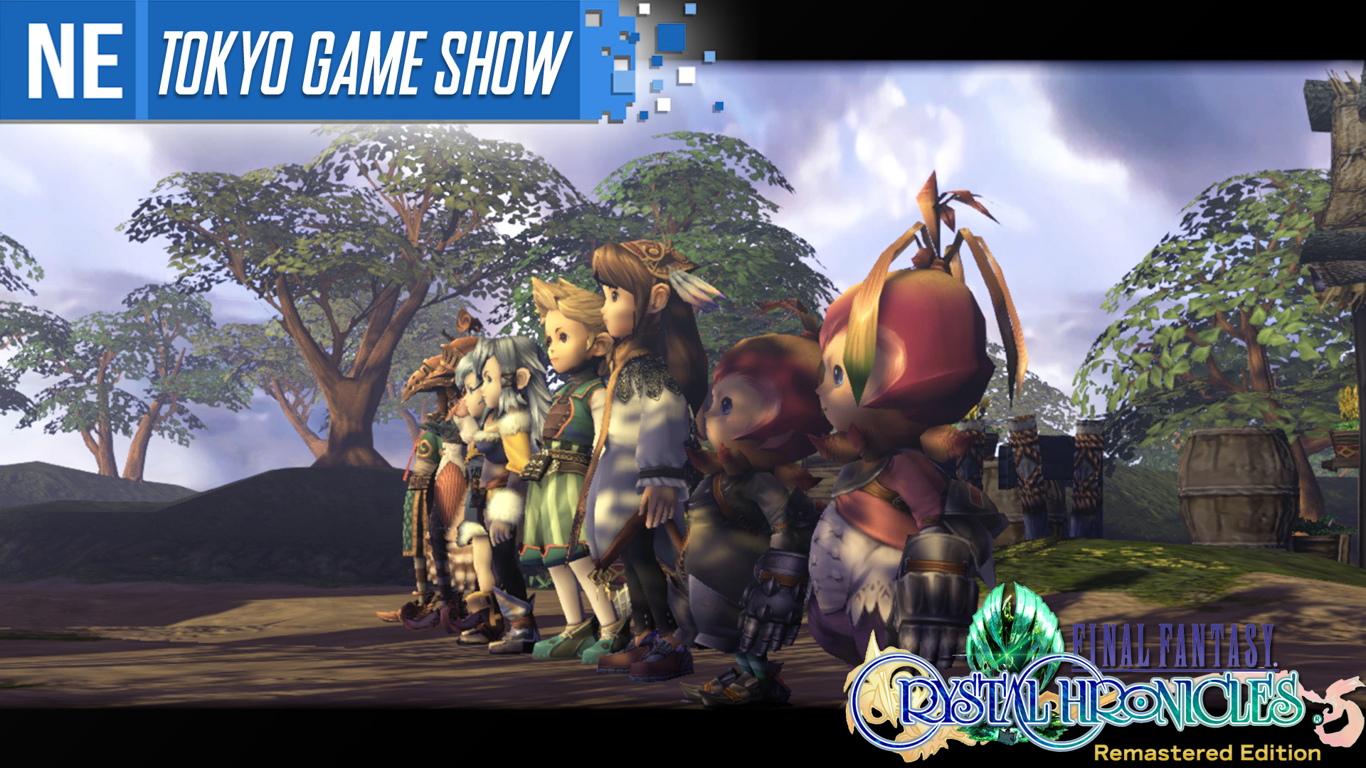 Impressions Final Fantasy Crystal Chronicles Remastered Edition