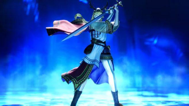 Shin Megami Tensei V - Fionn mac Cumhaill