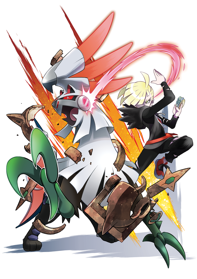 Pokemon Sun Moon Art And Details Cover Today S Pokemon And Characters Nintendo Everything