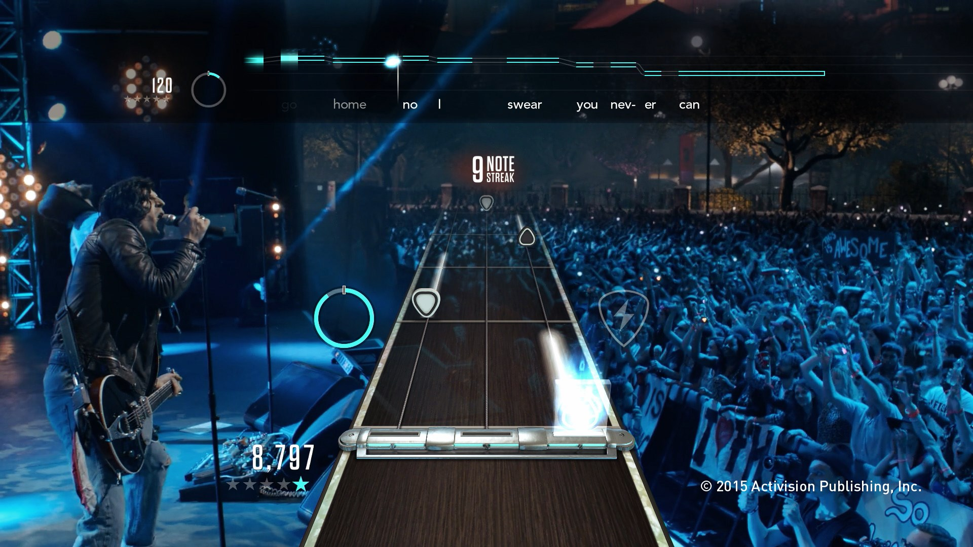 three avenged sevenfold songs featured in guitar hero live nintendo everything. Black Bedroom Furniture Sets. Home Design Ideas