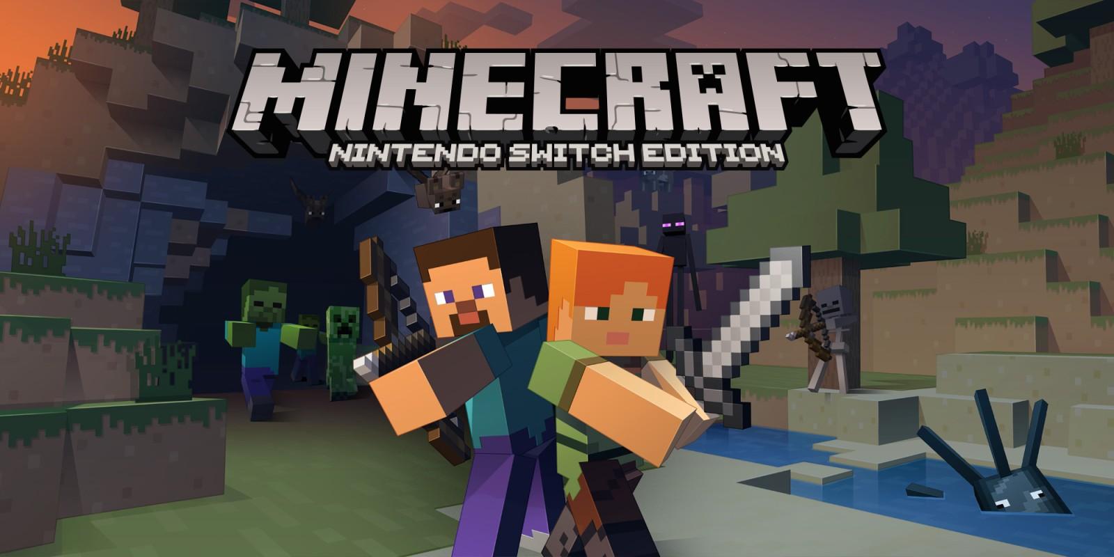 Minecraft Nintendo Switch Edition Archives Nintendo Everything