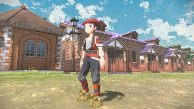 Pokemon Legends: Arceus Hisuian Growlithe Kimono Set