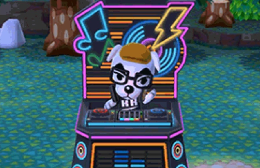 Animal Crossing: Pocket Camp now offering DJ KK's beat booth