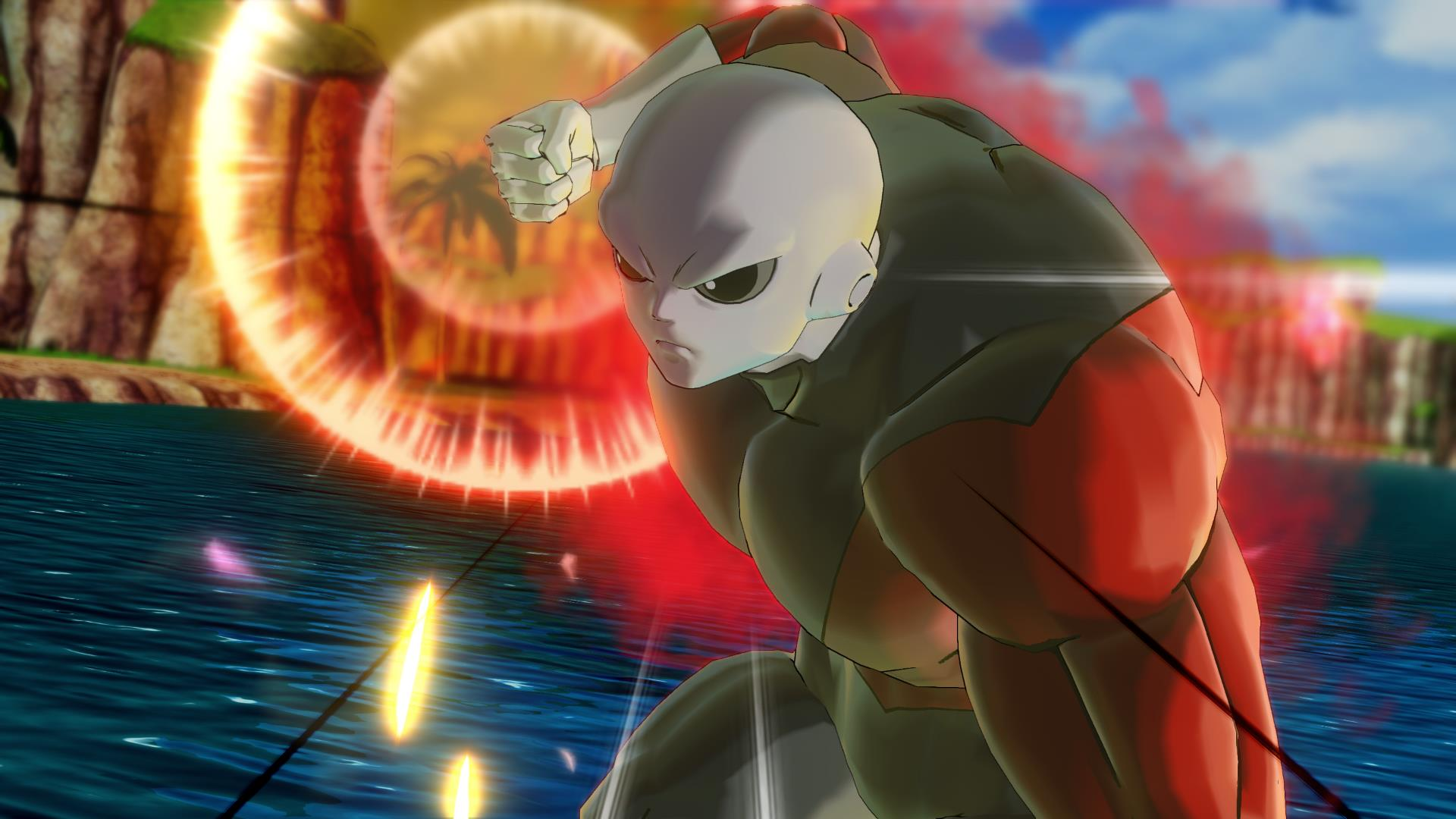 First Screenshots Of Jiren And Android 17 Dragon Ball Super In