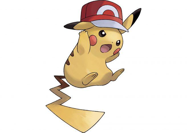 Kalos Cap Pikachu