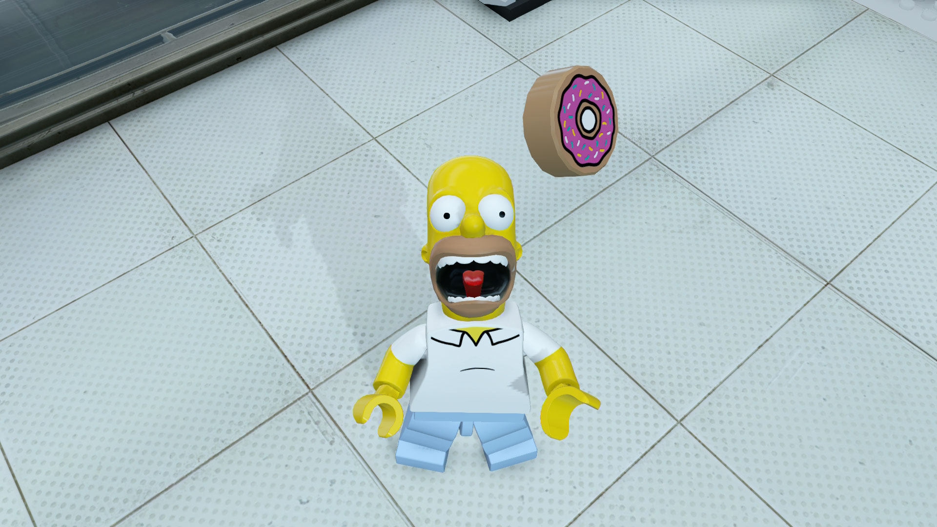 Lego Dimensions Screenshots The Simpsons Midway Arcade And More Nintendo Everything