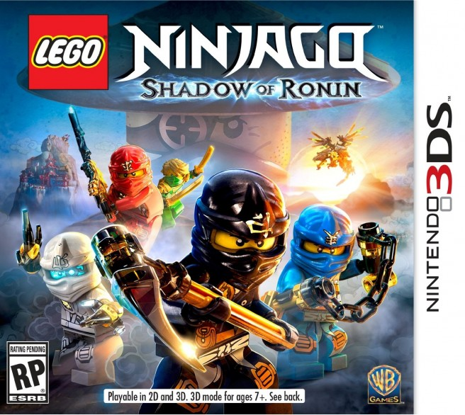 LEGO Ninjago: Shadow of Ronin boxart - Nintendo Everything