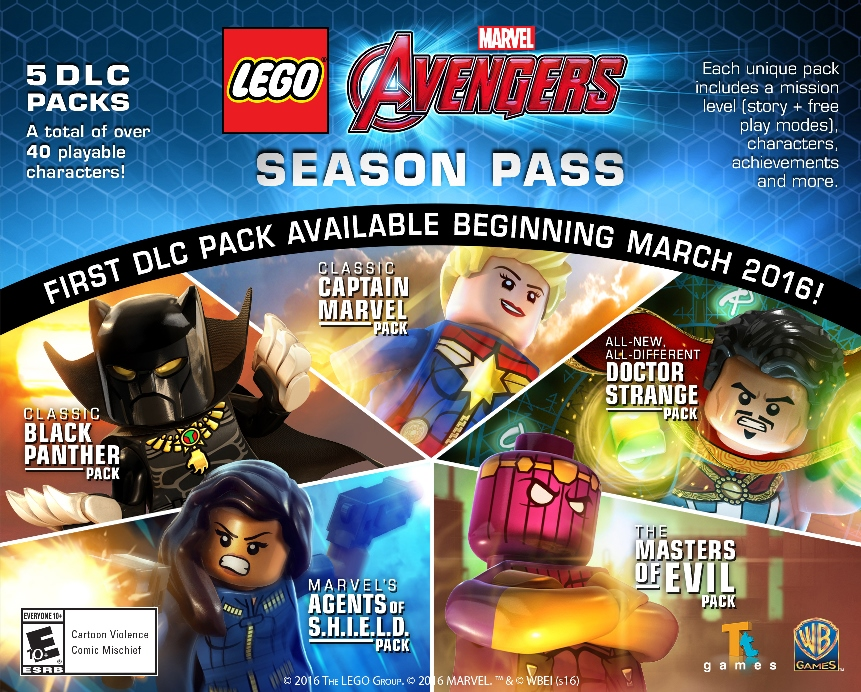 marvel lego dlc ps4