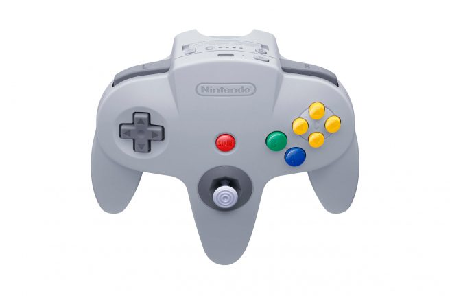 switch online n64 controllers
