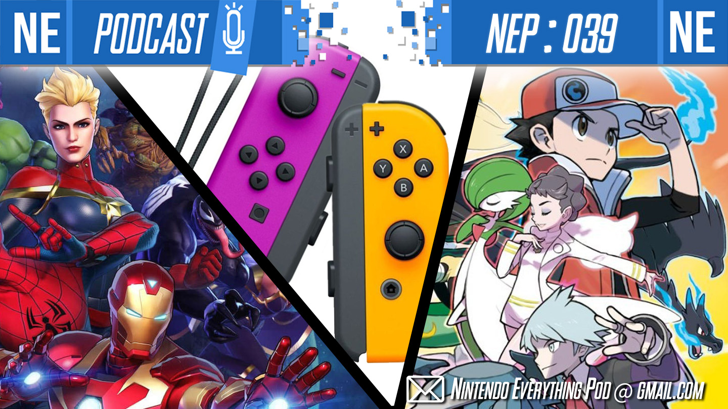 [Nintendo Everything Podcast] – episode #39 – Oni and Galen Origins: Switch Joy-con and the Furious