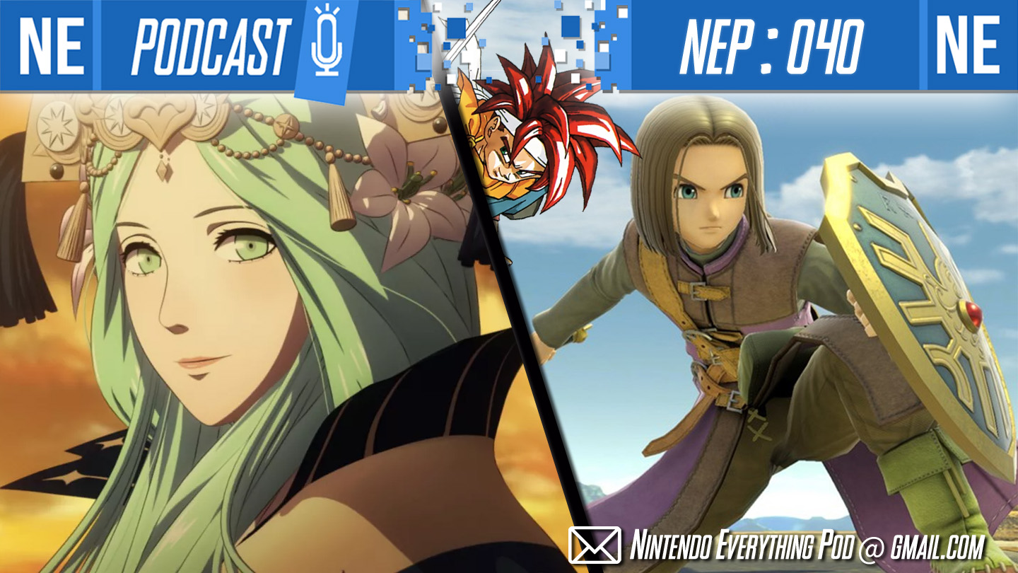 [Nintendo Everything Podcast] – episode #40 – DQ Hero's Thwack attack and FOMO in your Shlooters