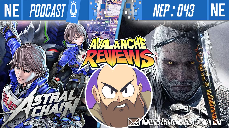 [Nintendo Everything Podcast] – episode #43 – Gamescom: WE DO IT! (feat Avalanche Reviews)