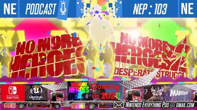 NEP 103 podcast nintendo direct