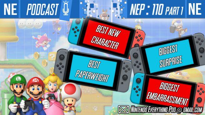 Nintendo Everything Podcast 110 Part 1