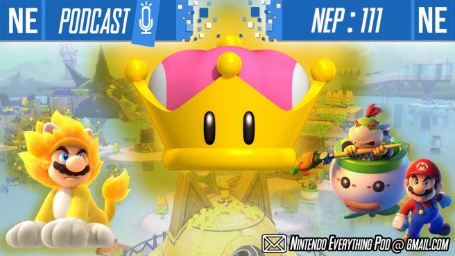 Nintendo Everything Podcast episode 111