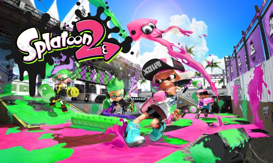 splatoon 2 version 1 4 0 now live official patch notes nintendo