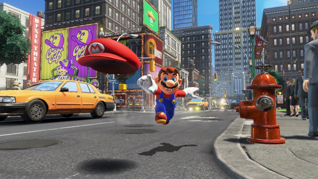Super Mario Odyssey Trailer Now The Most Viewed Game Video