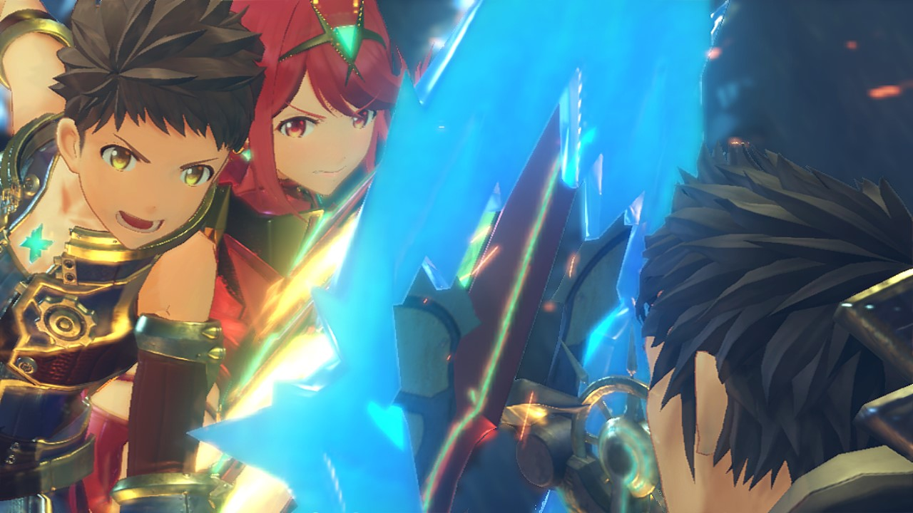 Xenoblade Chronicles 2 - overview of the world, terms, characters