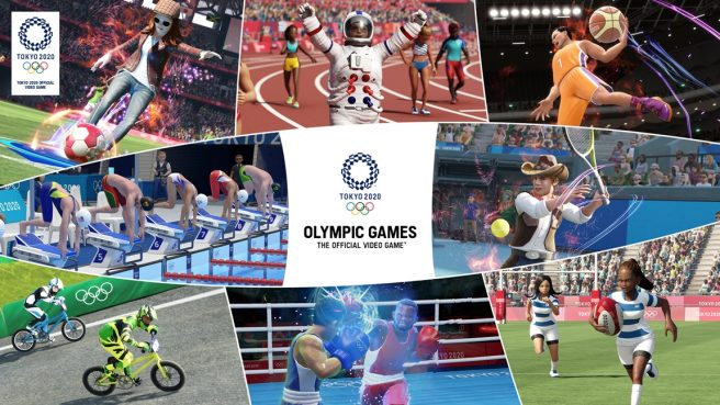 SEGA bringing Olympic Games Tokyo 2020: The Official Video Game