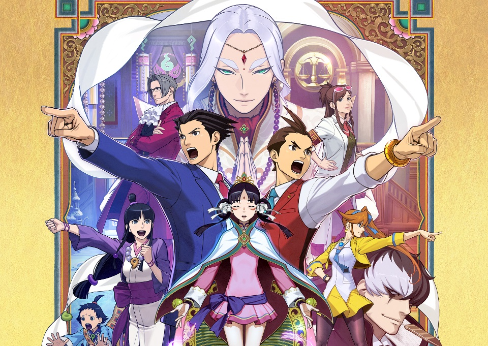Phoenix Wright Ace Attorney Spirit Of Justice Getting New Dlc