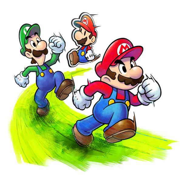 Mario Luigi Paper Jam Official Press Release Nintendo