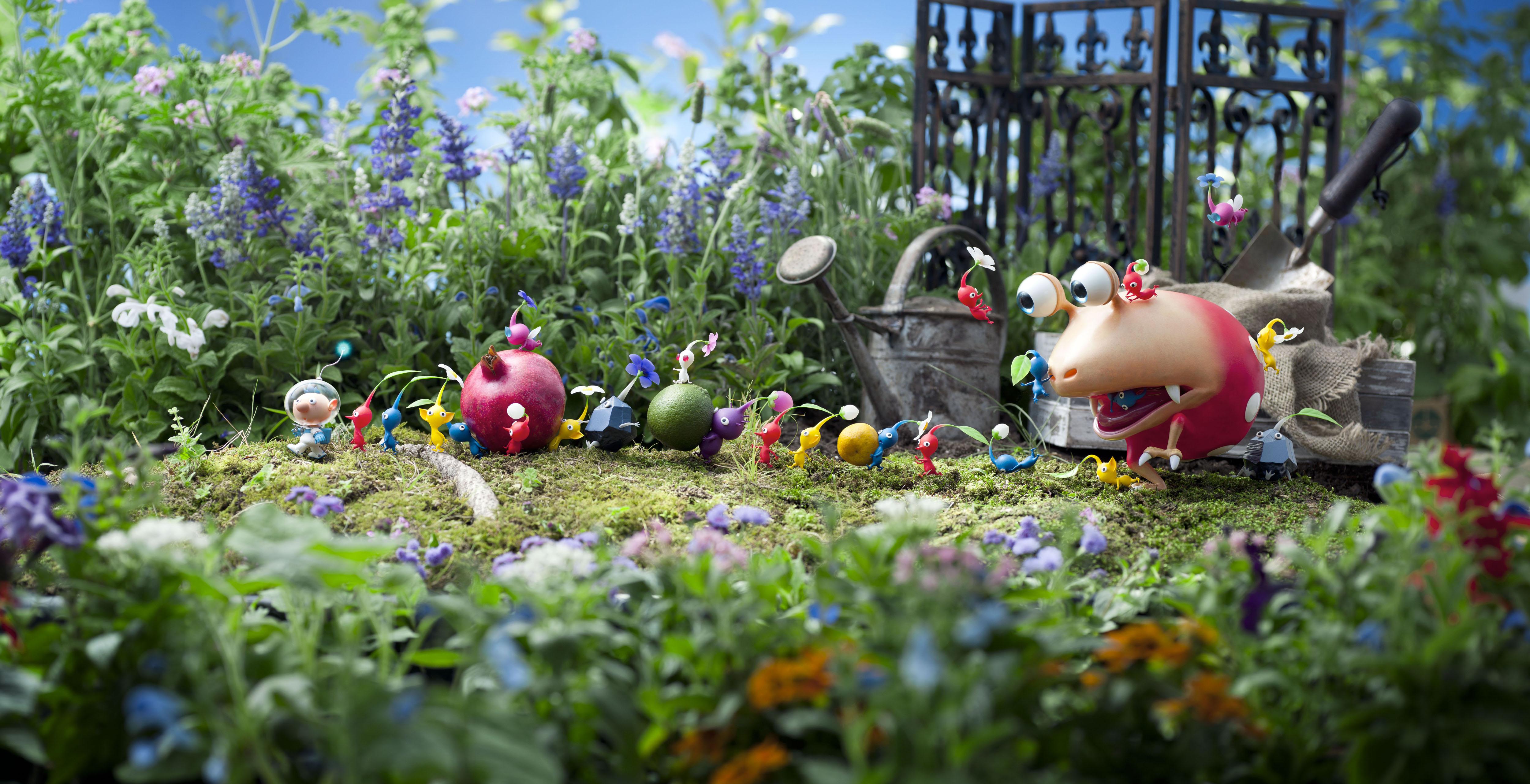 Miyamoto Gives Update On Pikmin 4 Shifting Priorities Nintendo