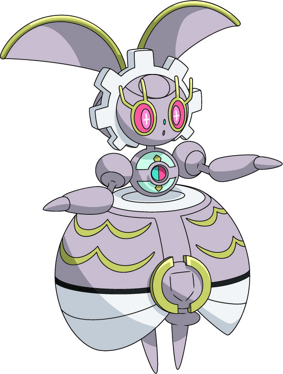 Pokemon Magiana To Be Called Quot Magearna Quot In The West Official Art Nintendo Everything