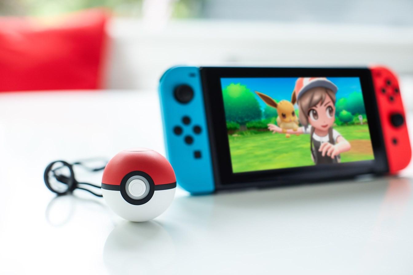 Nintendo Releases Pokemon Let S Go Pikachu Eevee Demo On The Switch Eshop Nintendo Everything