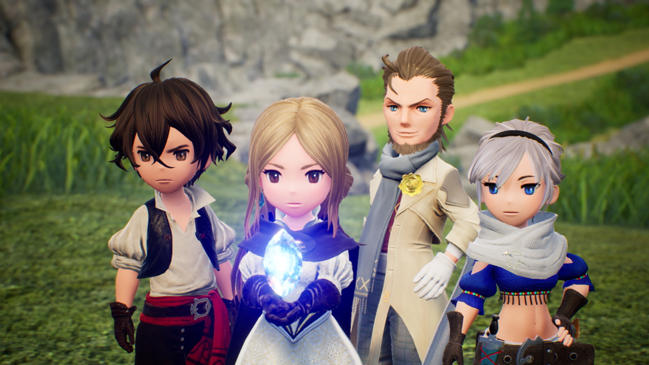 Bravely Default II details - online functionality teased, another demo with save data transfer possible, more - Nintendo Everything